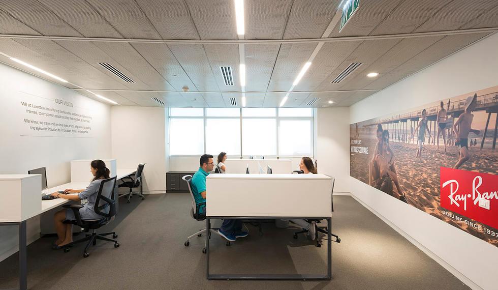Luxottica Israel Office