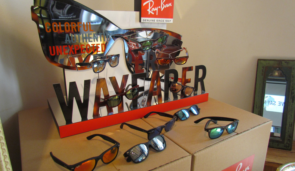 Ray Ban Press Release