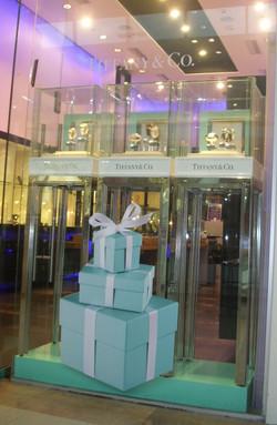 Tiffany Window Display