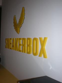 SNEAKERBOX - retail design