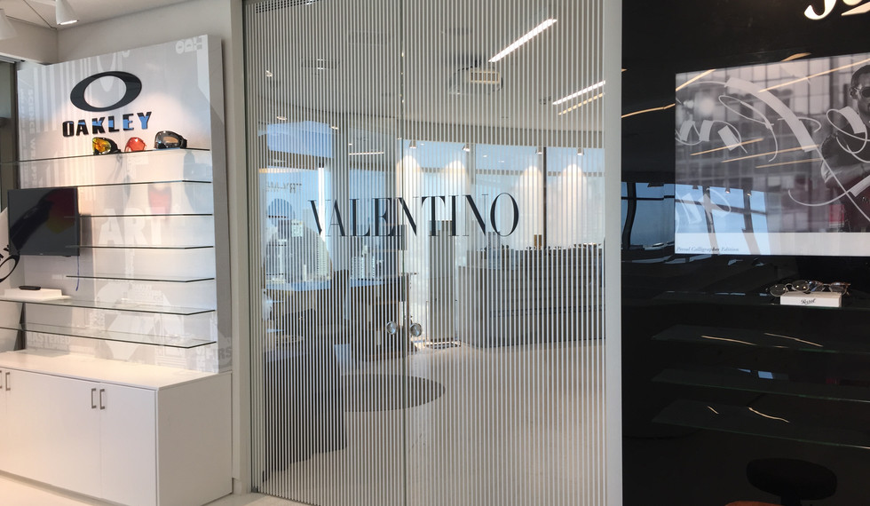 Valentino Eyewear Launch