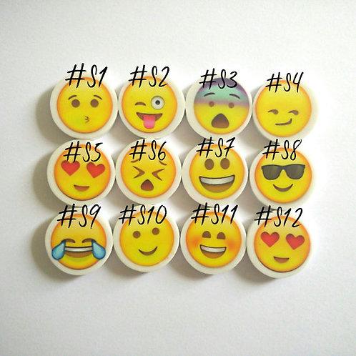 Eraser - Emojis