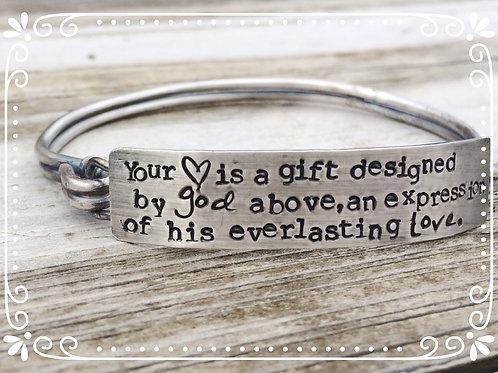 god parent bracelet