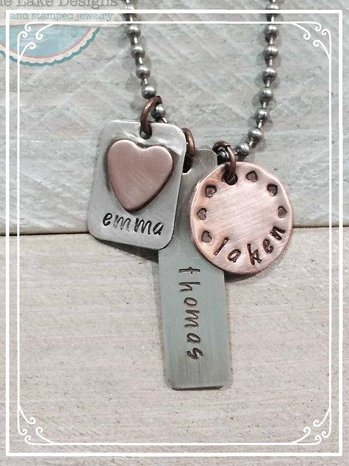 Thomas necklace