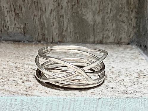 wrapped up ring