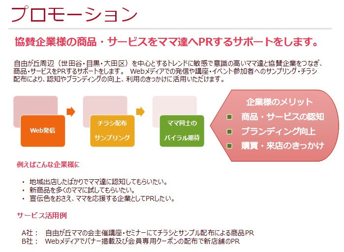 親子イベント、ママフェス、東京子育て   自由が丘ママの会   日本