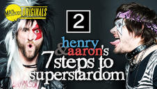 HENRY & AARON'S 7 STEPS : RIDE THE COATTAILS