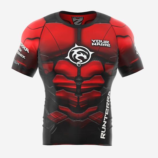 Racing Shirt Männer kurz (Compression)
