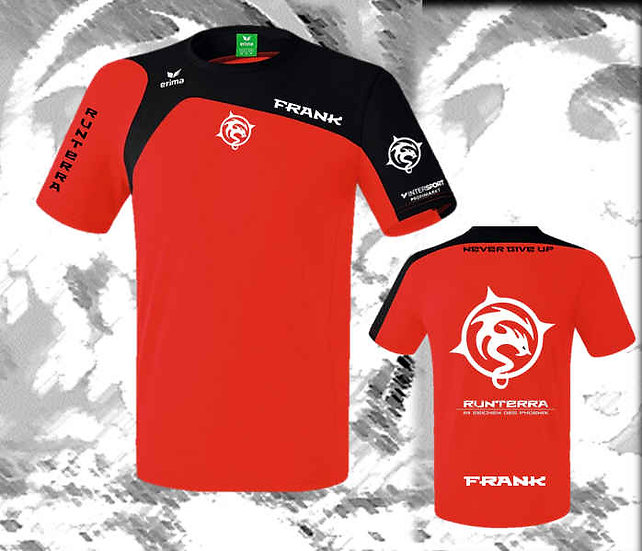 Team-Shirt Herren