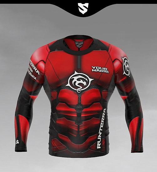 Racing Shirt Männer Langarm (Compression)