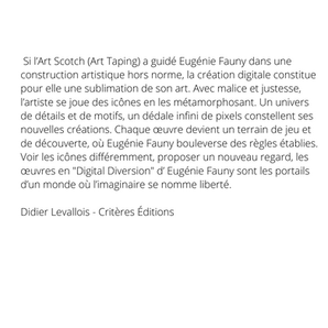 Texte Didier Levallois