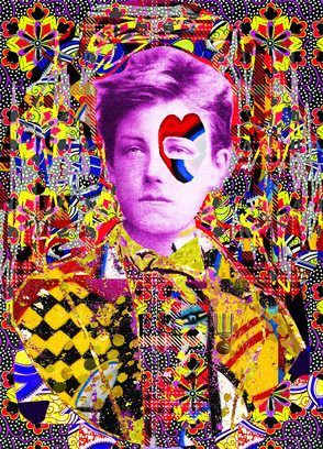 Rimbaud purple