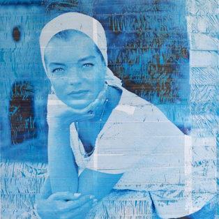 Blue Romy