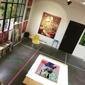 Photo atelier Eugénie