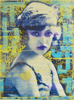 Doris art taping eugenie fauny