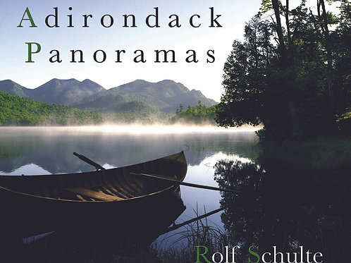 """""""Adirondack Panoramas"""" by Rolf Schulte"""
