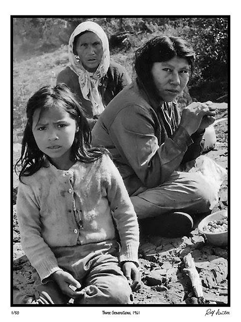 Three Generations, 1961