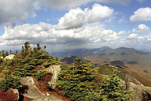 View from Dix Mountain