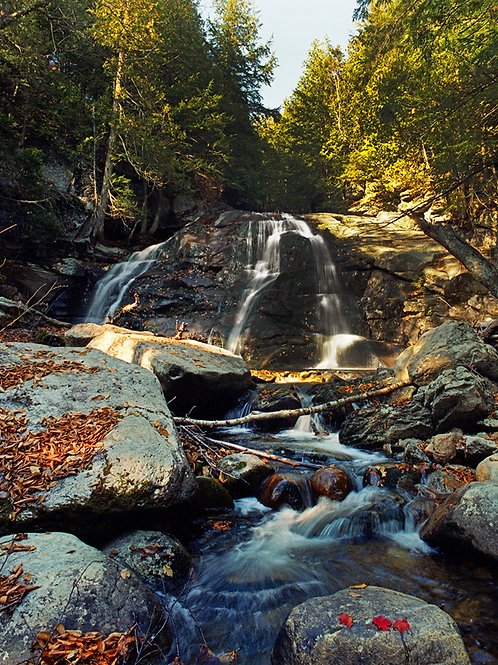 Ausable Waterfall