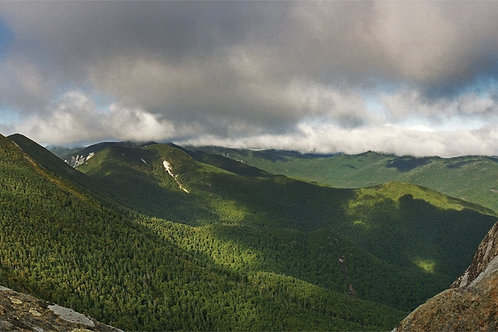 View from Armstrong Mountain