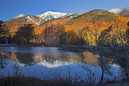 Whiteface Reflection