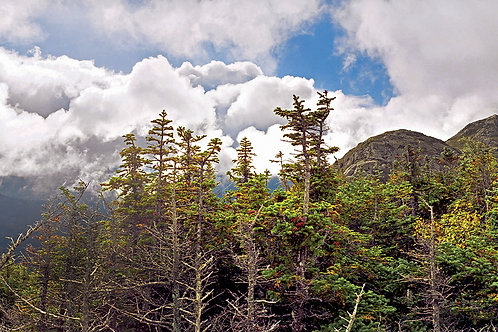 Mount Haystack and Little Haystack