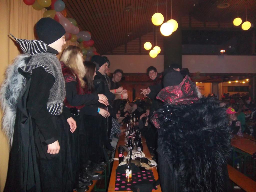 Jubiläums-Nachtumzug Unteriberg