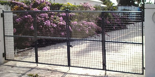 Another BRC double drive gate