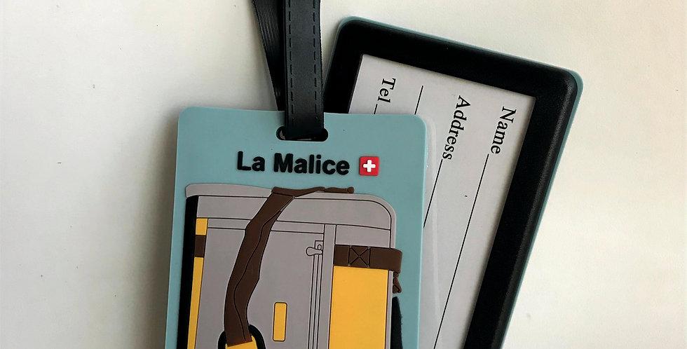 Porte étiquette bagage