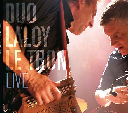 Duo Laloy | Le Tron - Sortie d'album live
