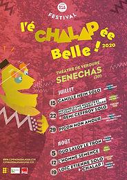 FESTIVAL L'ÉCHALAPÉE BELLE