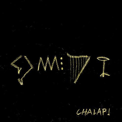 CHALAP ! 1er album (2019)