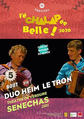 Duo Heim / Le Tron