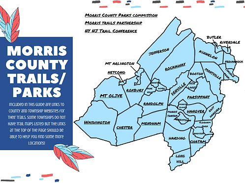 TBRC Morris County Trail Guide