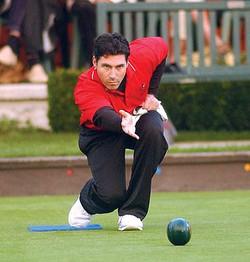 Tim Mason - Lawn Bowling