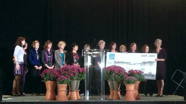 SafeHaven's Legacy of Women Luncheon