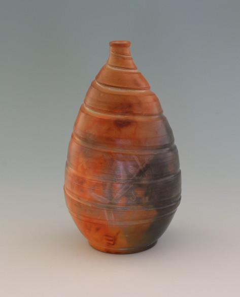 Bottle-Vase-Saggar-Pit-Fired-Spiral-80.j