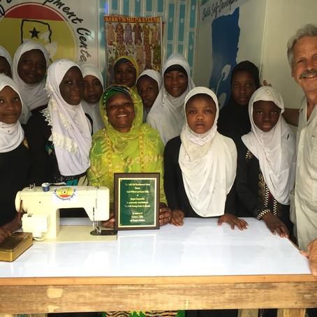 The Salih Self Development Center in Ghana