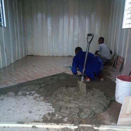 Vocational Training Center Update