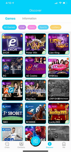 Winbox Online Casino Games