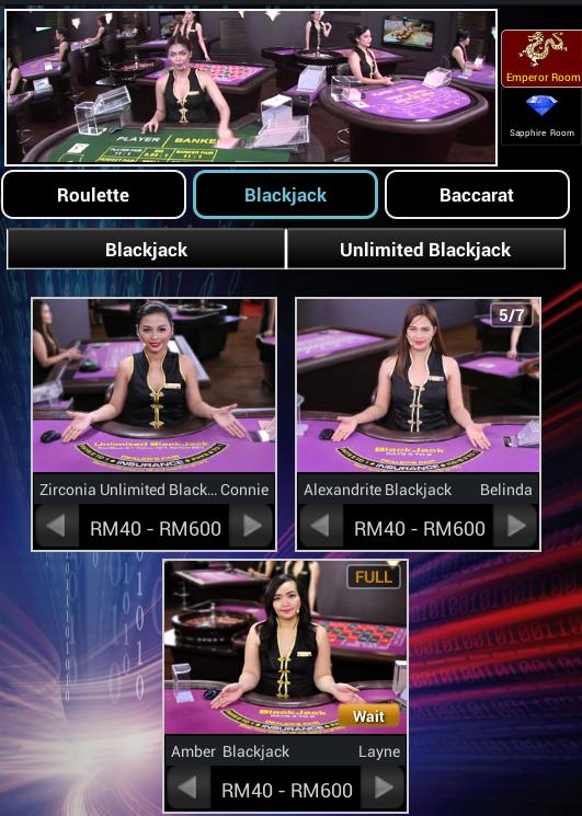 lpe88 live blackjack