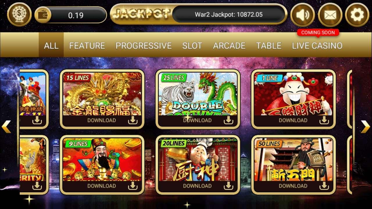 sky777 casino online