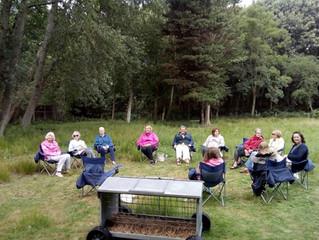 July Mindfulness in Nature Workshop