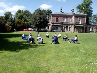 Frodsham Mindfulness Course Finishes