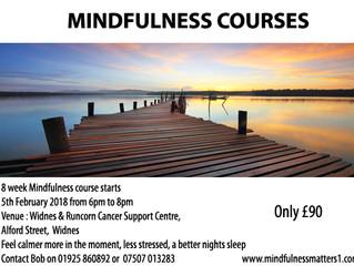 8 Week Mindfulness course MBSR
