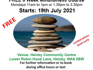 Mindfulness in Nature - Helsby