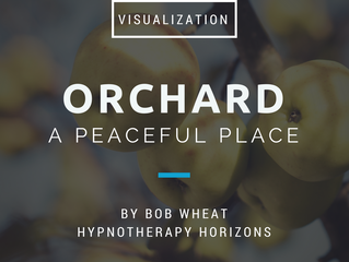 Mindfulness Visualization -The Orchard