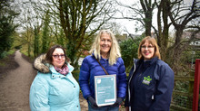 Nature-based project scoops national award