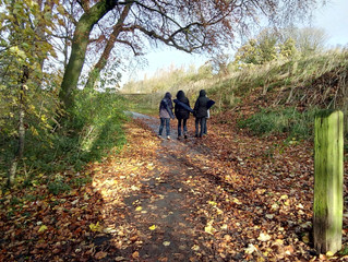 Mindfulness in Nature -Chester