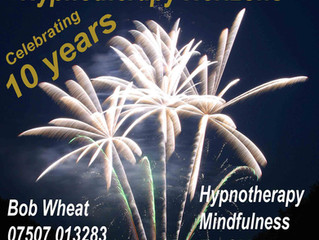 Hypnotherapy Horizons Celebrating 10 years in Business